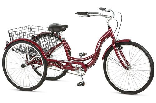 Top 10 Best Tricycle Bikes for Adults Reviews In 2019