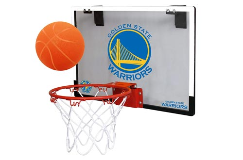 Jarden Sports Licensing NBA Game On Indoor Basketball Hoop & Ball Set