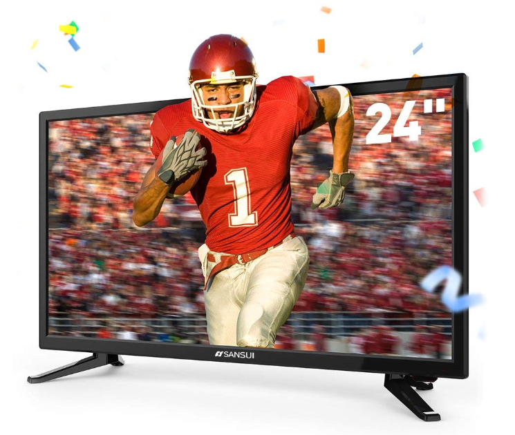 Top 10 Best 24 Inch TVs in 2019 Reviews