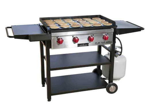 Camp Chef, Best Professional Restaurant Grade Cooking Flat Top Grill
