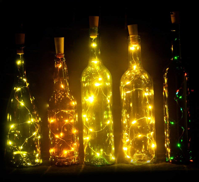 Top 8 Best Wine Bottle Lights for Christmas Decoration 2020