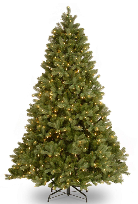 National Tree 6.5 Foot Feel-Real Downswept Douglas