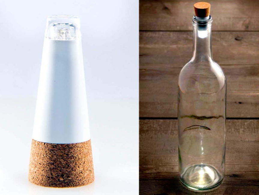 3 PACK: Wine Bottle Light Cork