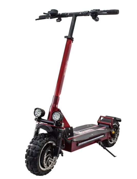 Qiewa Qpower Electric off-road Scooter