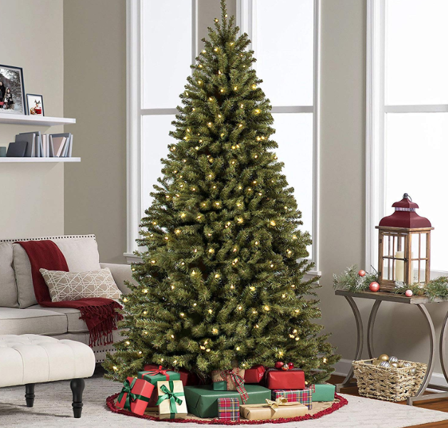 Top 10 Best Artificial Christmas Trees 2018 Review
