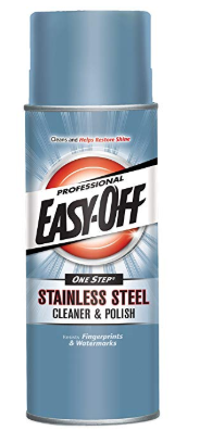 Easy-Off Professional Stainless Steel Cleaner