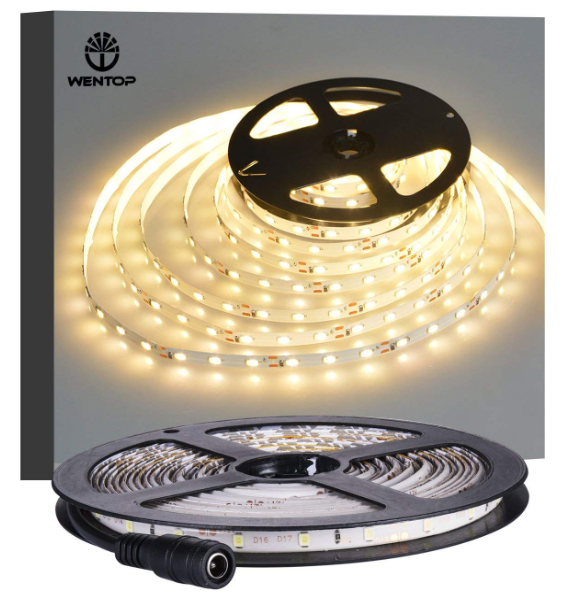 WenTop Led Strip Lights Waterproof Led Tape Light