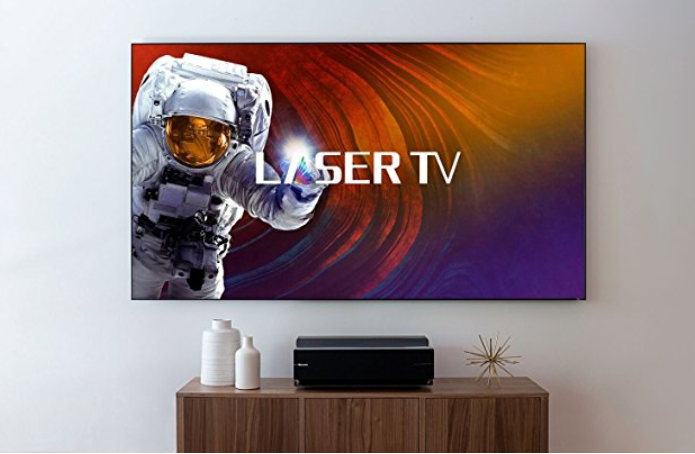 Hisense 100-inch 4K Ultra HD Smart Laser TV 2018