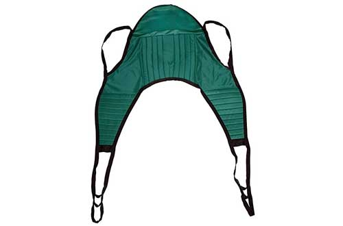 Drive Medical Padded U Sling, with Head Support