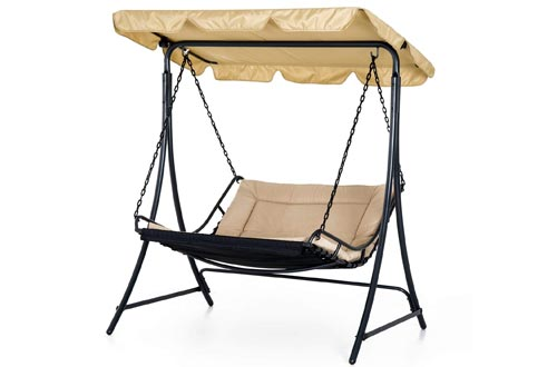 Awesome Top 10 Best Porch Swing Beds Reviews In 2019 Paramatan Uwap Interior Chair Design Uwaporg