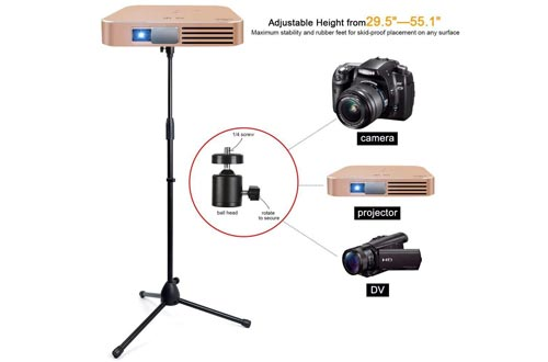 Top 10 Best Projector Stands Reviews In 2019
