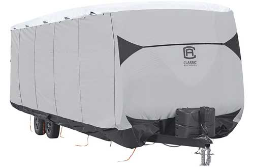 SkyShield Heavy-Duty RV Travel Trailer Cover