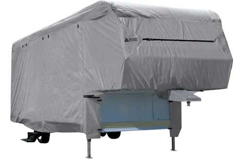 Wheel RV Trailer Cover