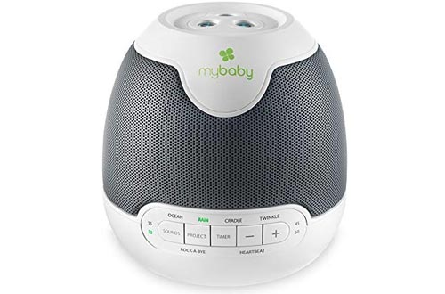 MyBaby, SoundSpa Lullaby - Sounds & Projection