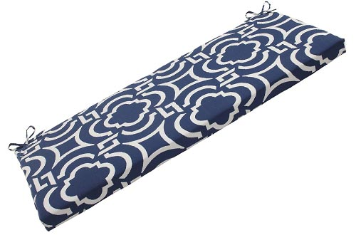 Pillow Perfect Indoor/Outdoor Carmody Bench Cushion