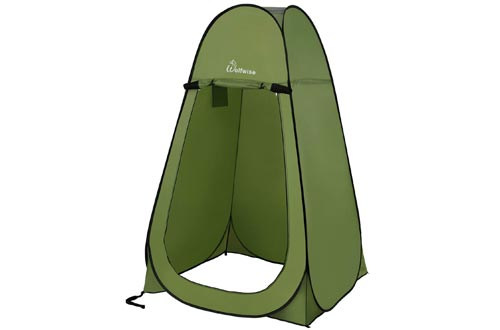 Top 10 Best Camping Shower Tents Reviews In 2021