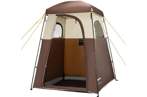 Portable Dressing Changing Room Shower Privacy Shelter Tent