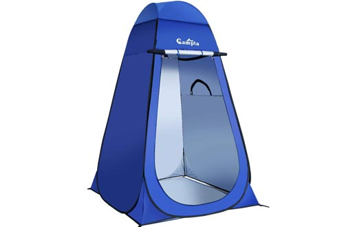 Campla Portable Pop up Dressing/Changing Tent Beach Toilet Shower