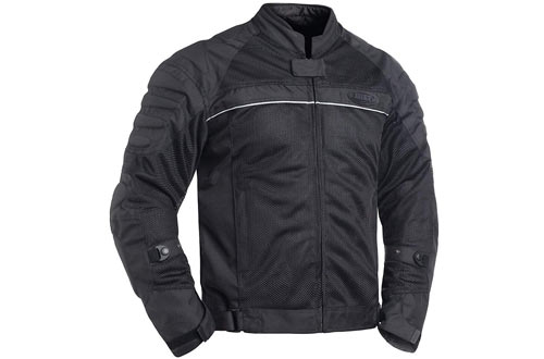 BILT Blaze Mesh Motorcycle Jacket - MD Tall