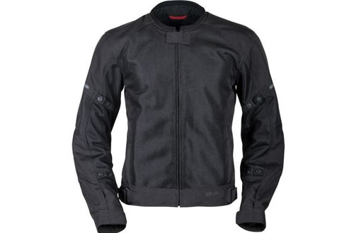 Pilot Motosport Men's Slate Air Mesh Motorcycle Jacket