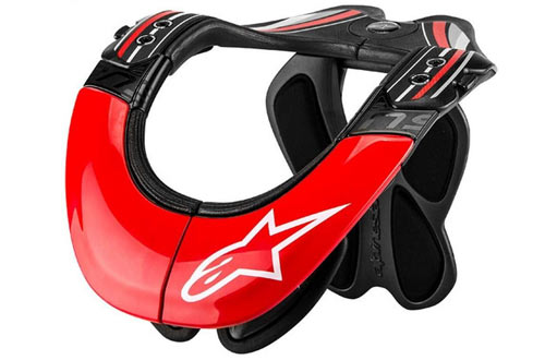 Alpinestars BNS Tech Carbon Adult Neck Brace