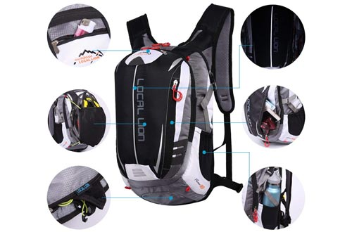 LOCALLION Cycling Backpack Riding Backpack