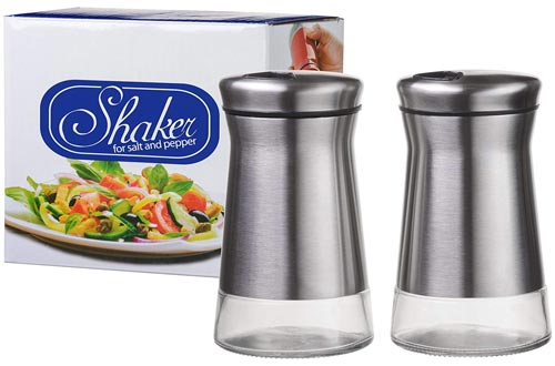 Top 10 Best Salt and Pepper Shakers Reviews In 2018