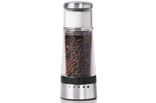 OXO Good Grips 2-in-1 Salt & Pepper Grinder & Shaker