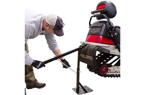 Black Ice SNO-1511 Snowmobile Lift Jack and Storage Stand