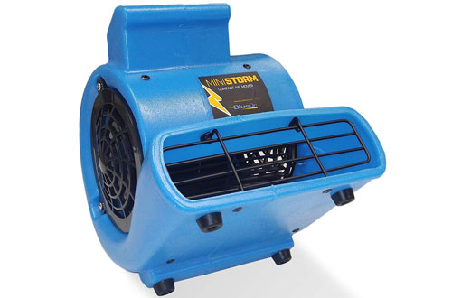 Mini Air Mover Carpet Dryer Floor Blower Fan for Home Use