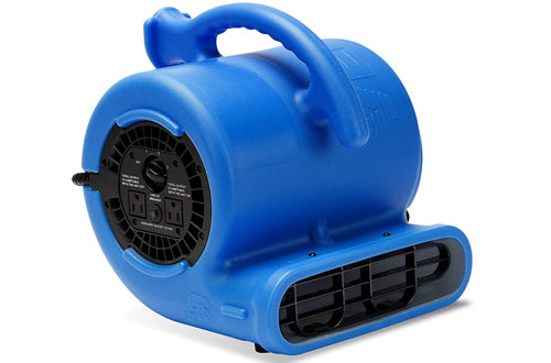 Air Mover for Water Damage Restoration Carpet Dryer Floor Blower Fan