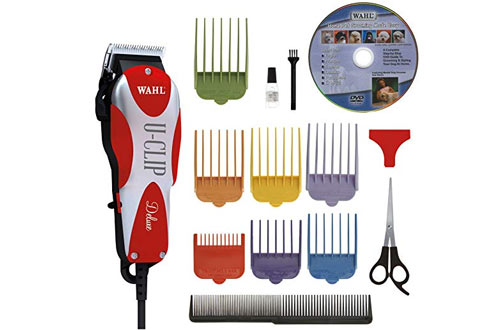 Wahl Professional U-Clip Pet Clipper & Grooming Kit