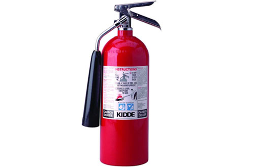 Kidde 466180 Environmentally Safe - Fire Extinguisher
