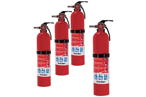 First Alert Home Fire Extinguisher