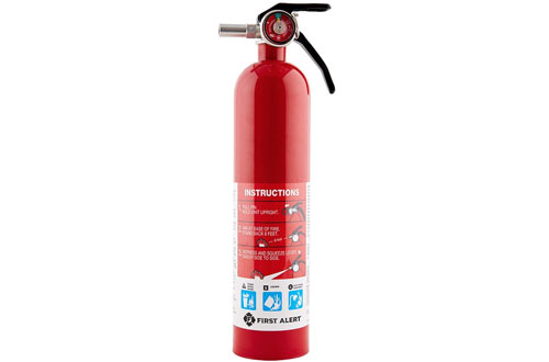 First Alert 1038789 Standard Home Fire Extinguisher