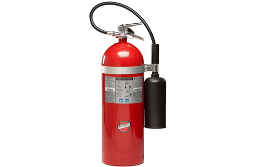 Buckeye 46600 Carbon Dioxide Hand Held Fire Extinguisher