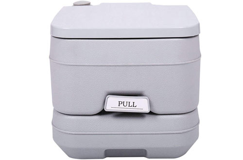 Travel Camping Portable Toilet for Car, Boat