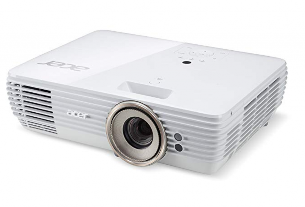 Acer V7850 4K Theater Projector