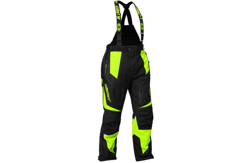 Castle X Fuel G6 Men's Snowmobile Pants Hi-Vis LRG