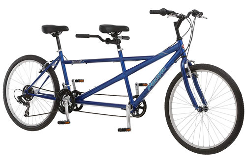 Pacific Dualie Tandem Bicycle with 26-Inch Wheels