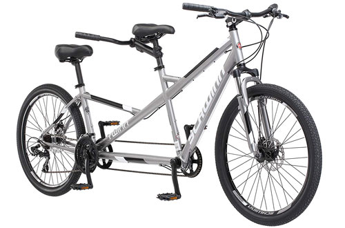 "Schwinn Twinn Tandem 26"" Wheel Bicycle"