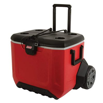 1. Coleman Rugged A/T Wheeled Cooler