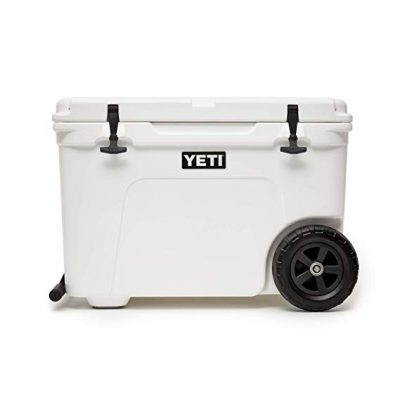 10. YETI Tundra Haul Portable Wheeled Cooler