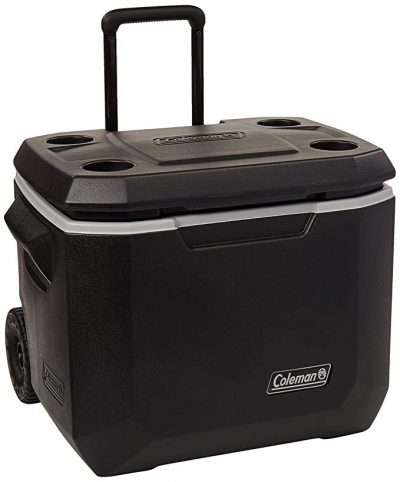 8. Coleman Xtreme Series Wheeled Cooler