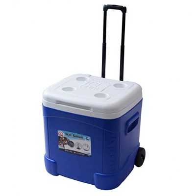 5. Igloo Ice Cube Roller Cooler
