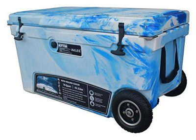 4. MILEE--Heavy duty Wheeled Cooler
