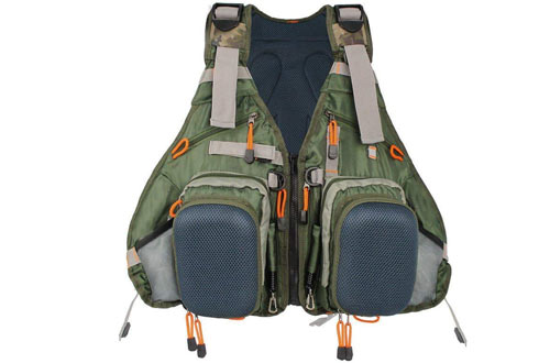 Kylebooker Fly Fishing Backpack & Vest Combo