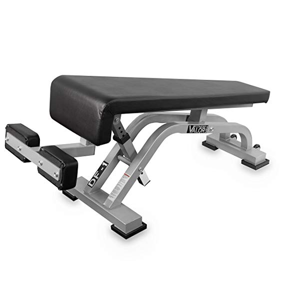 1. Valor Fitness DF-1 Decline/Flat Bench
