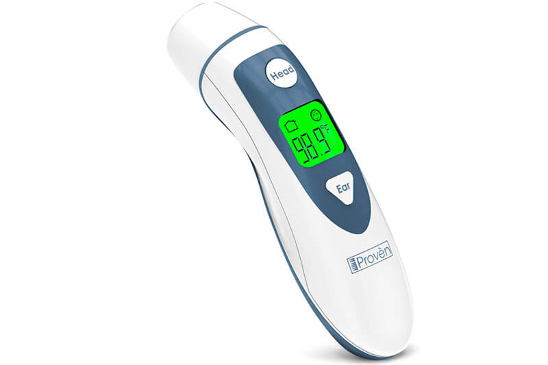 Medical Digital Ear Thermometer