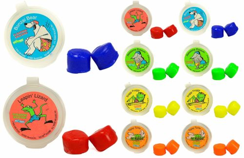 10. Putty Buddies Floating Earplugs 10-Pair Pack - Soft Silicone Ear Plugs for Swimming & Bathing - Invented by Physician - Keep Wat